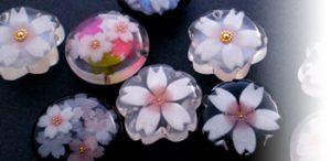 桜モチーフ