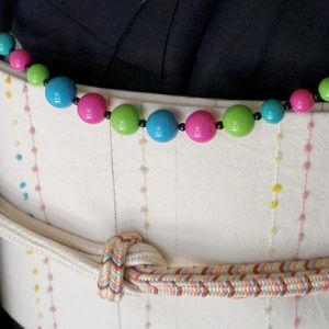 キャンディーカラー羽織紐